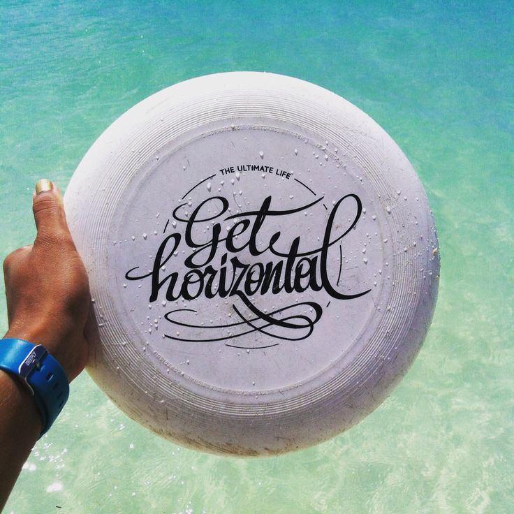 #gethorizontal #frisbee #theultimatelife