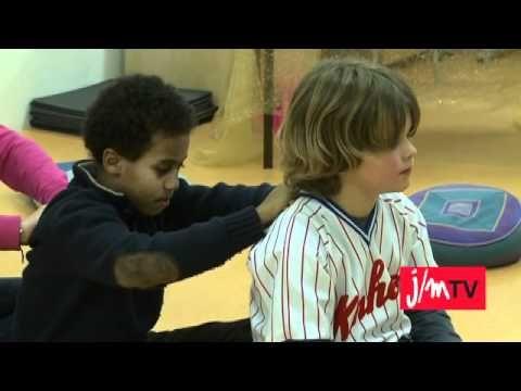Mediteren met kinderen - YouTube