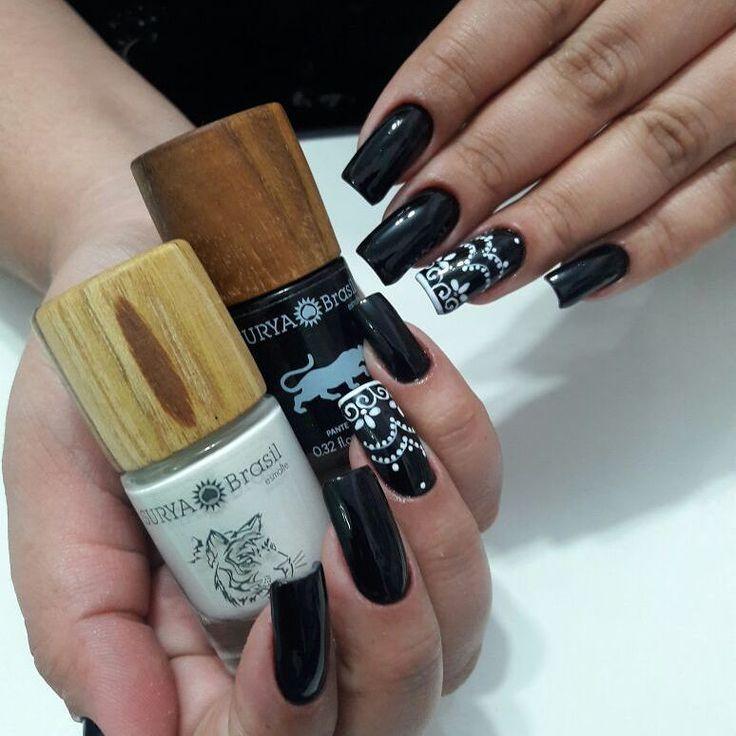 Surya Brasil's vegan, cruelty free, 7free nail polish