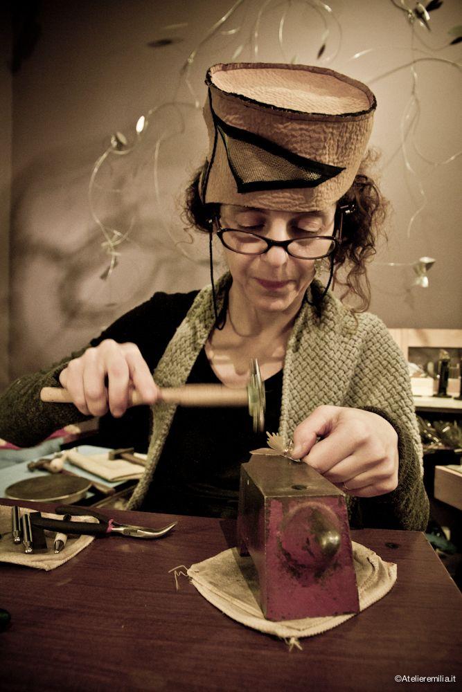 Atelier Emilia - Laura Cadelo