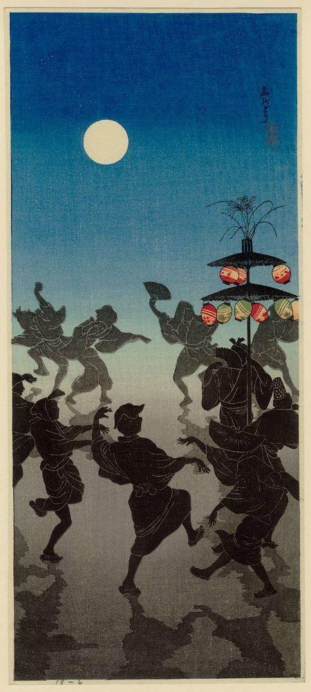 Di Mase Architects - design notebook — yajifun:   Obon Festival Dance (Bon odori) /...