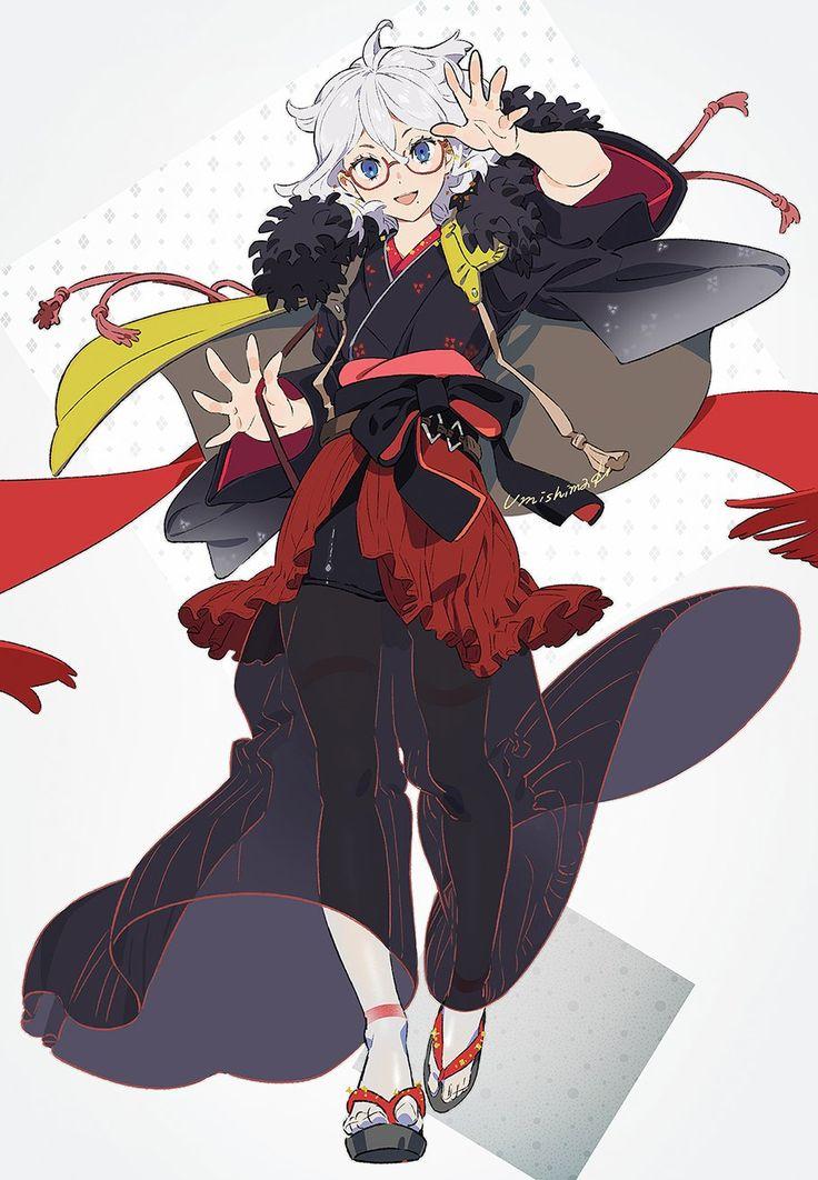 海島千本 on in 2020 Character design, Kawaii anime, Anime