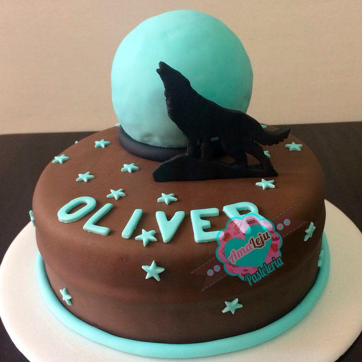 torta lobo Realiza tu pedido por; https://goo.gl/mvYBYv WhatsApp: 3058556189, fijo 8374484  correo info@amaleju.com.co Síguenos en Twitter: @amaleju / Instagram: AmaLeju #torta #cake #lobo