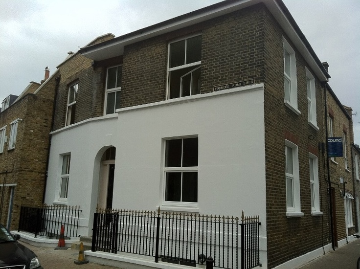 Internorm mock sash replacement in London