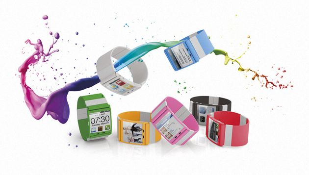 I'm watch, An Android watch available un seven colors!
