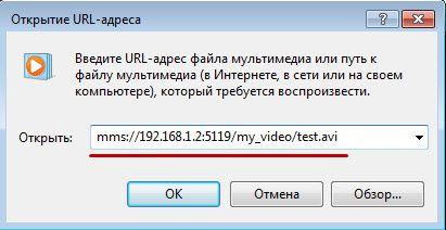 Передача потокового видео
