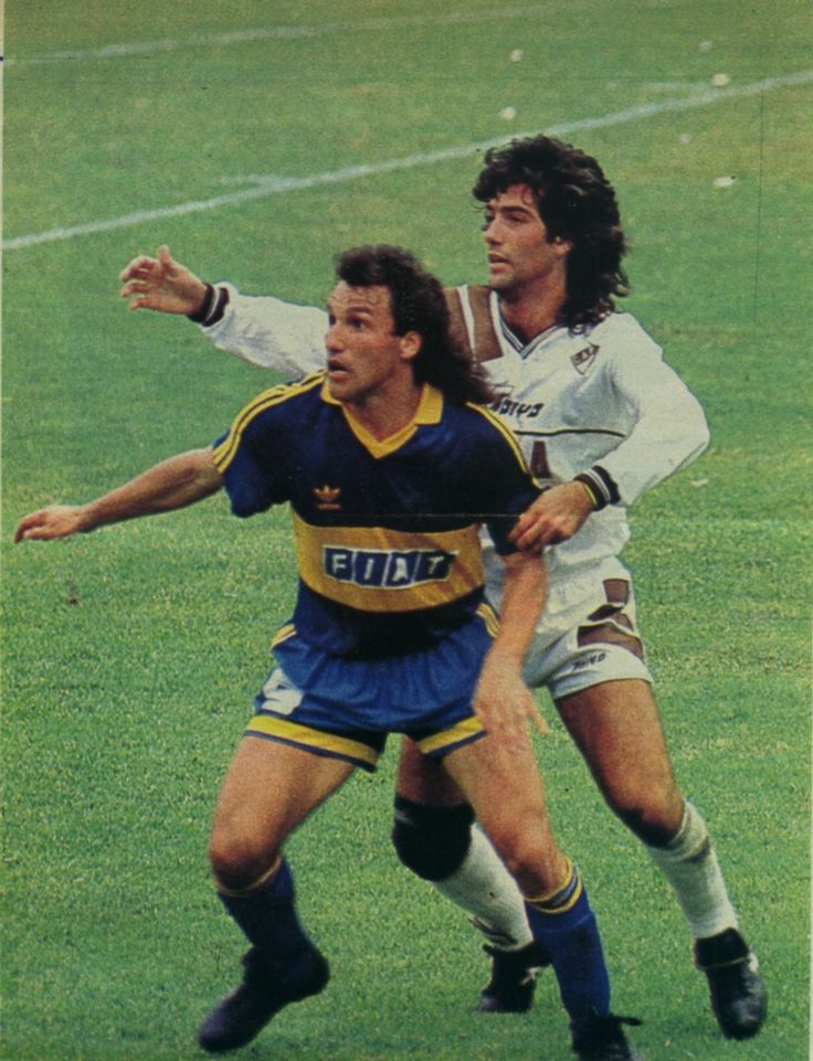 Boca Juniors - 1992 - Beto Márcico