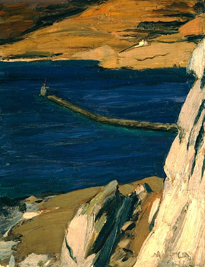 The Lighthouse, 1925-1927, Nikolaos Lytras.