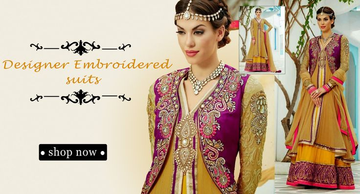 Buy Women Printed Suits online. >> http://hytrend.com/women/clothing/printed-suits.html OR Call 011-4232-8888