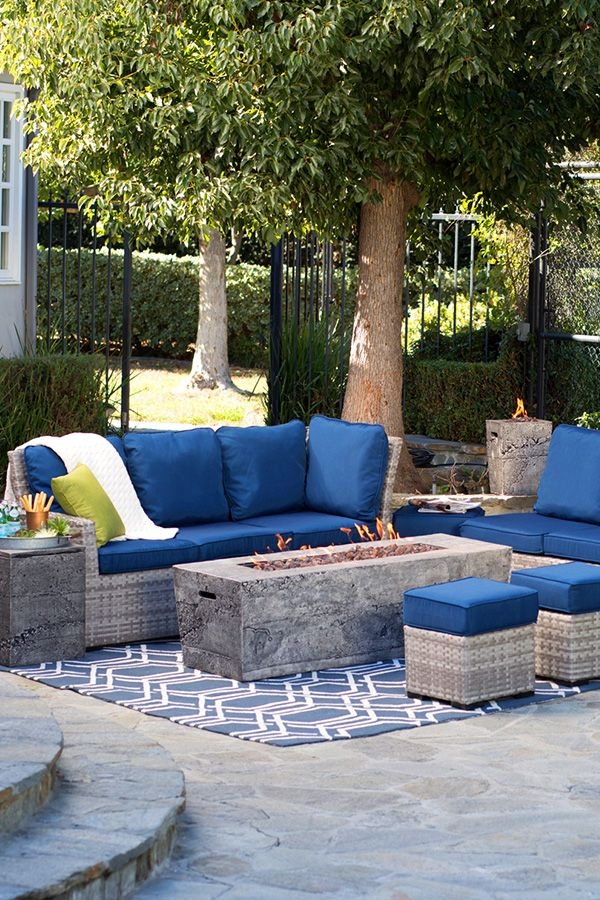 All The Best Patio Decor At The Best Value At Walmart Com Fire