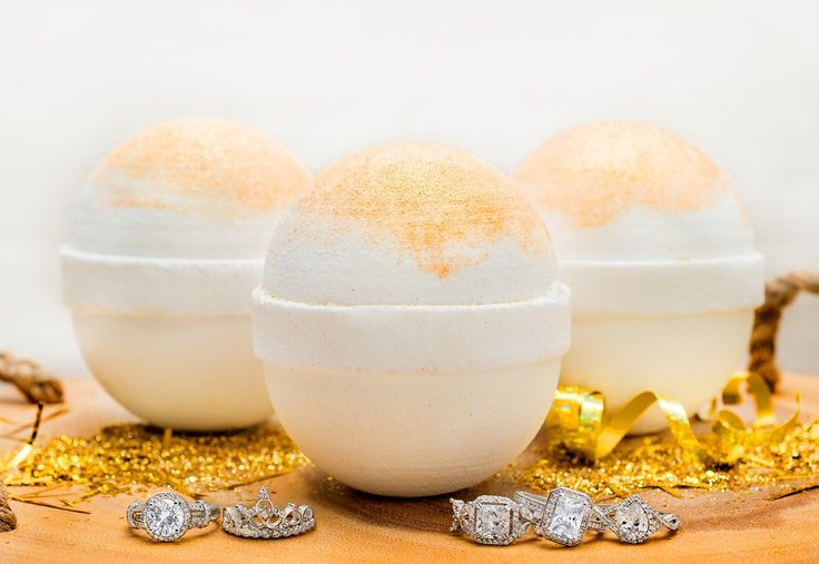 Sterling Bath Bombs - Champagne Shimmer