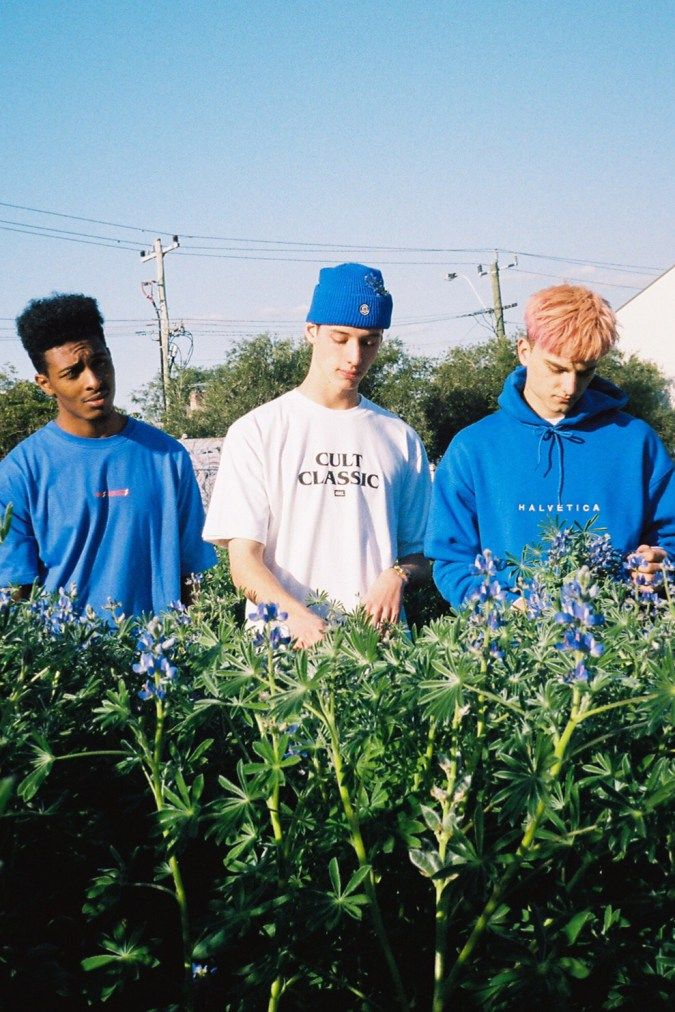 Highs and Lows 2016 Spring Lookbook