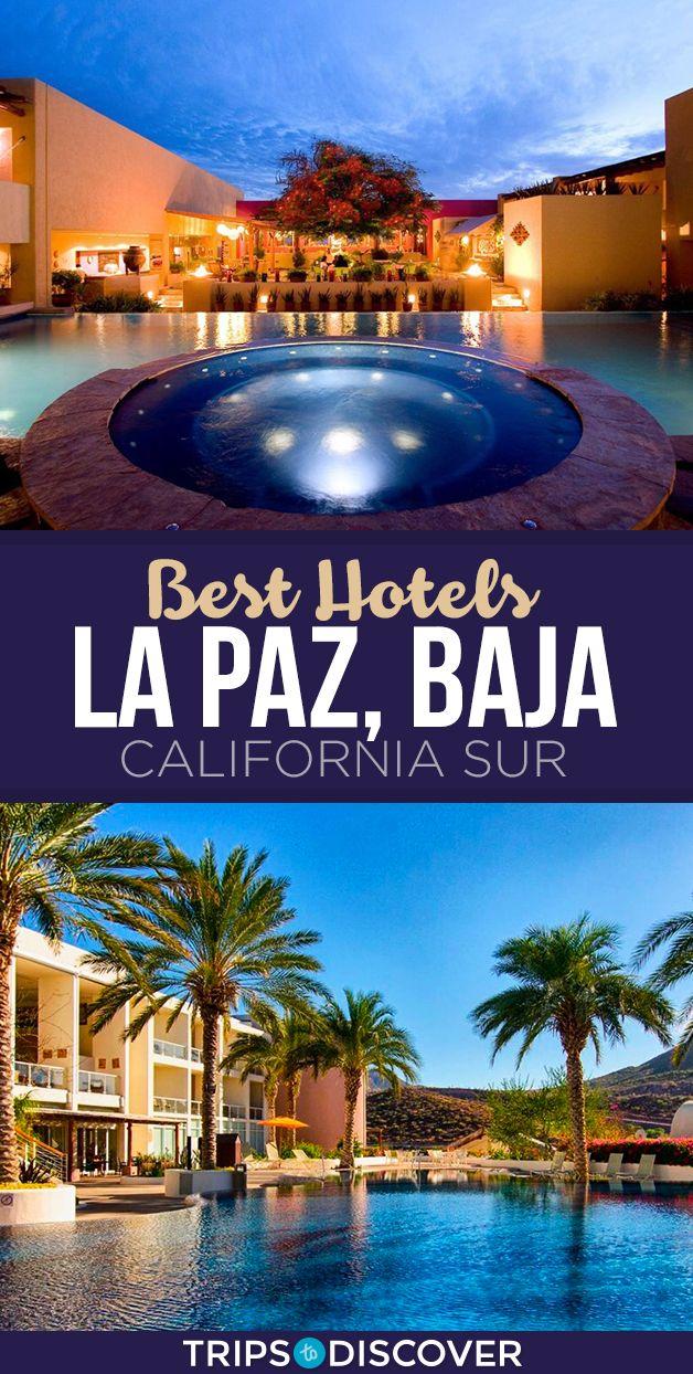 8 Best Hotels In La Paz Baja California Sur Baja California Sur