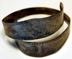 Silver bracelet  Norton-on-Tees