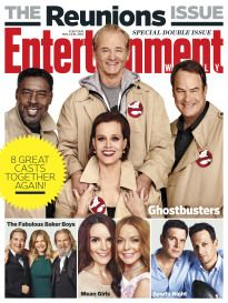 Watch 'Ghostbusters' cast and director reunite on 'Today' | PopWatch | EW.com