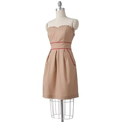 So cute and retro-ish. Wish I could wear more strapless dresses.: Baby Shower Dresses, Lc Lauren Conrad, Kids Outfits, For Kids, Clothing, Strapless Linens Dresses, Kid Outfits, Baby Dresses, Pink Dresses Kohls