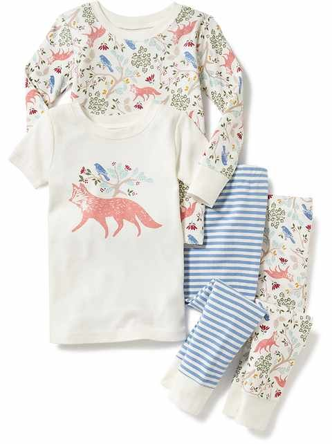 Todder Girls Clothes: Sleepwear | Old Navy                                                                                                                                                                                 More