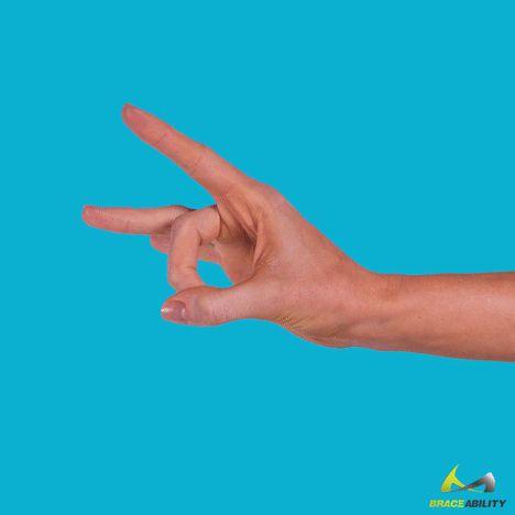 Finger Flick For Trigger Finger Exercise