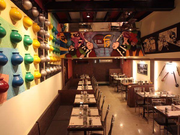 restaurant decor indian - Google Search