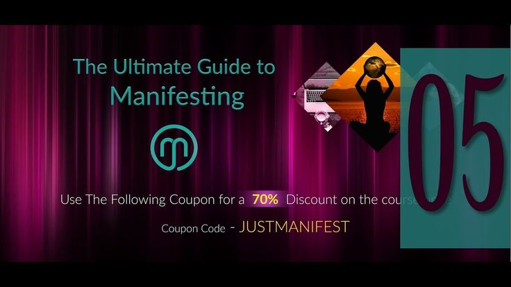Ultimate Guide to Manifesting Course - Sample Video #5