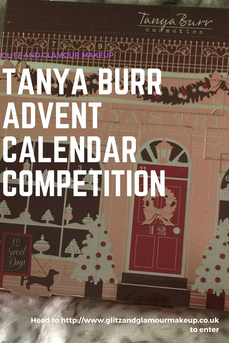 Tanya Burr advent calendar has everything you could possibly want to add a little sparkle to your look. For 12 days you'll get a new makeup surprise