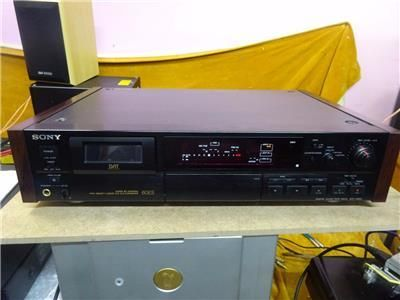 Sony DTC-60ES DAT Recorder, used, for sale, secondhand