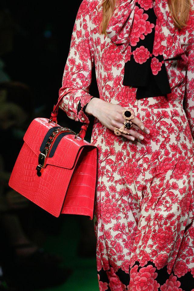 Gucci Spring 2017 #details #bag