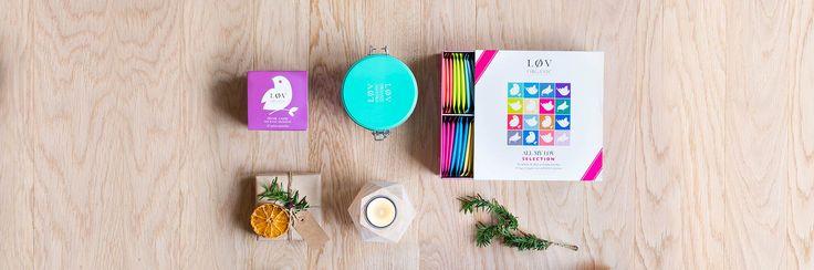 Poznaliście już naszą nowa markę herbat Løv Organic. 50 nowych smaków w dwóch wersjach. Muślinowe saszetki lub sypana w puszkach.  http://homeandfood.eu/lovorganic,4.html