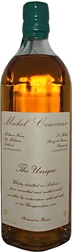 Michel Couvreur The Unique