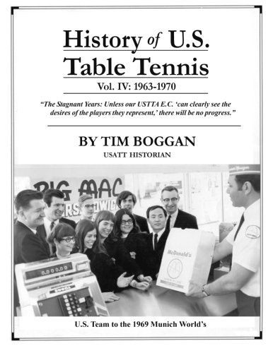 History of U.S. Table Tennis Volume 4 *** You can find more details by visiting the image link.