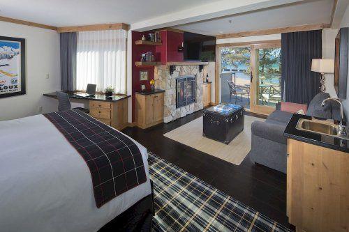 The Landing Resort and Spa, Heavenly Ski Resort, Lake Tahoe