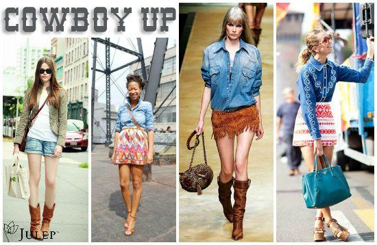 Wild Theme West Wild Fashion