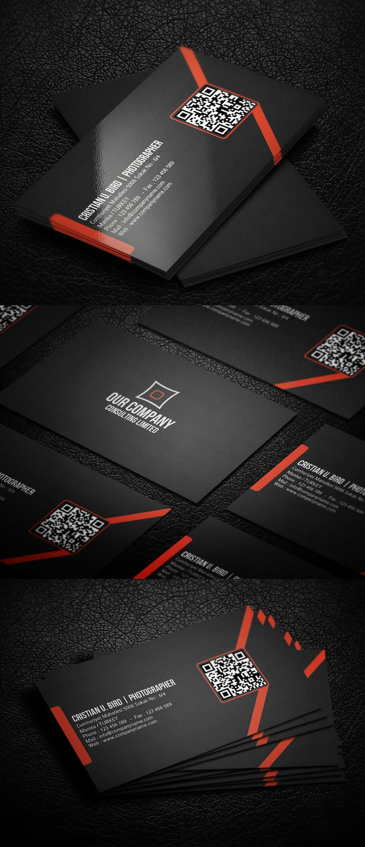 Poster design with qr code - 206 Best Images About Awesome Designs I N S P I R A T I O N S On Pinterest Logos Business Card Design And Corporate Design