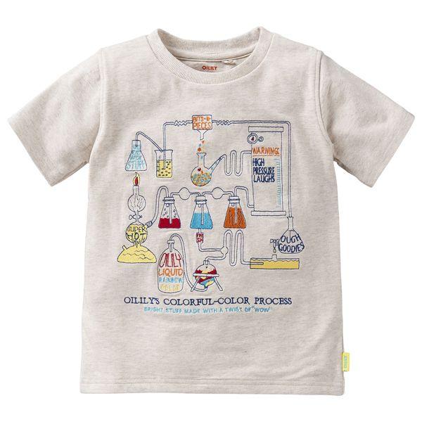 Oilily - Bej To Tee T-shirt  @Renklizebra.com
