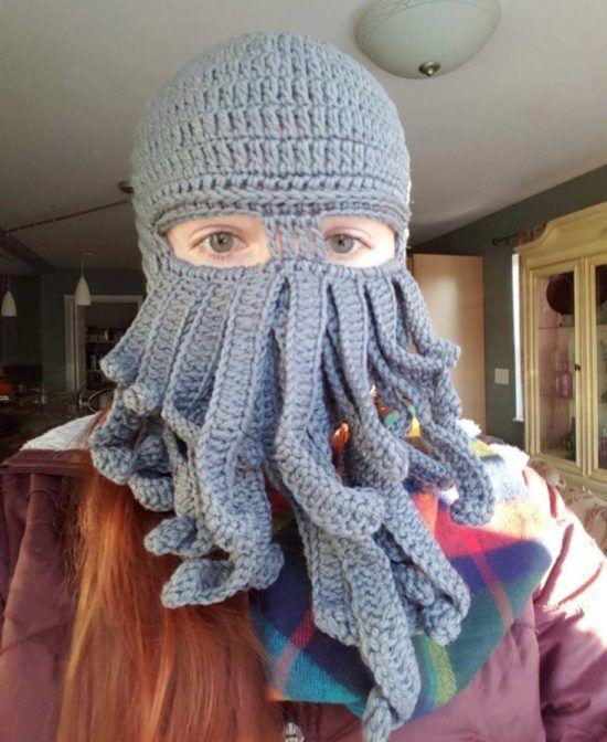 Crochet Viking Hat With Beard Free Pattern | Crochet ...