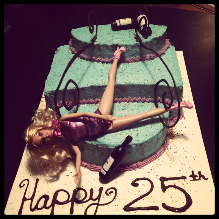 Birthday Cakes For Girls Barbie