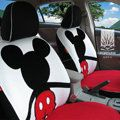 Buy Wholesale FORTUNE Mickey Mouse Autos Car Seat Covers for 2012 Honda Odyssey Van - White from Chinese Wholesaler - ecbol.cn