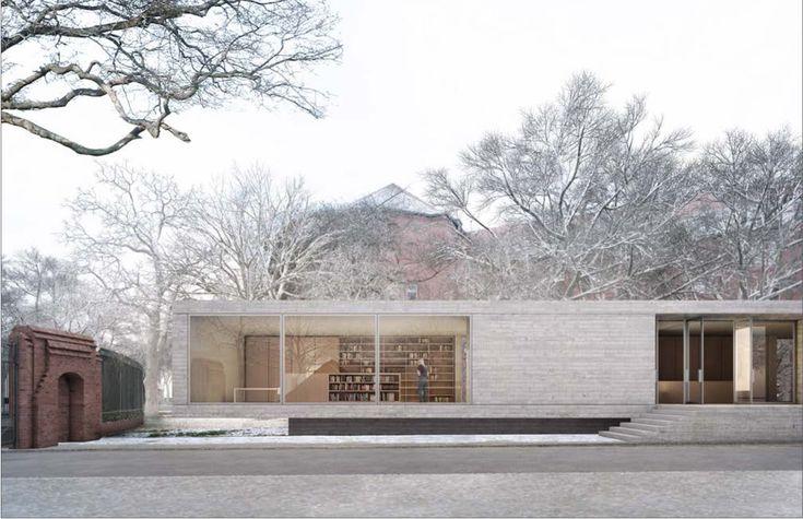 Bruno Fioretti Marquez in Berlin ausgewählt / Besucherzentrum Botanischer Garten - Architektur und Architekten - News / Meldungen / Nachrichten - BauNetz.de