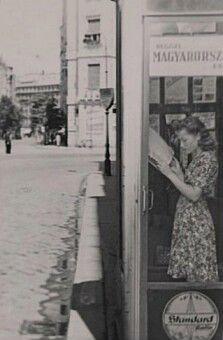 telefonfülke, budapest, 1930