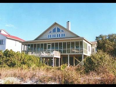 Beach House On The Sound Edisto Island Rental