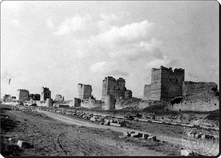 Istanbul surları. - 1938