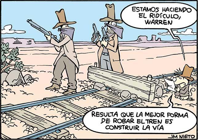 JM Nieto | Fe de ratas (11/05/2014) | www.abc.es