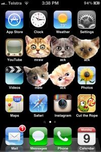 iPhone April Fools prank: Fools Prank, Holiday, 2014 Spring
