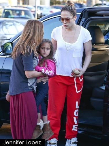 Jennifer Lopez In Peace Love World