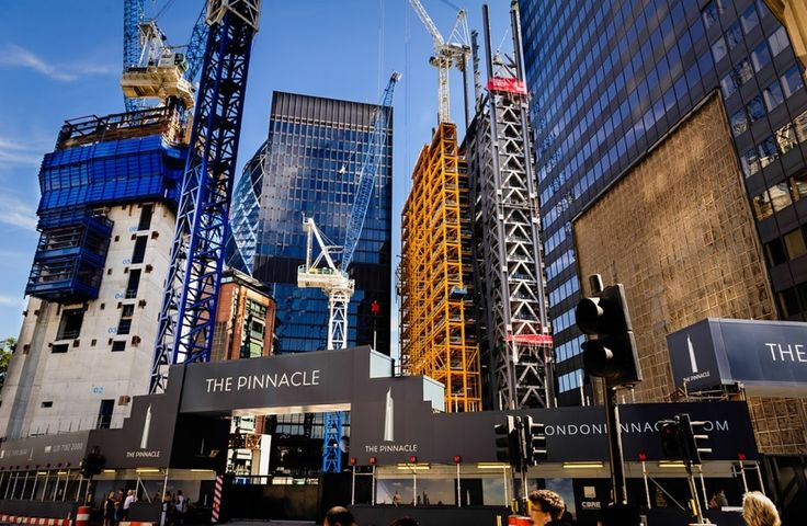 Why Are London's Buildings Growing Taller? We Ask A Structural Engineer