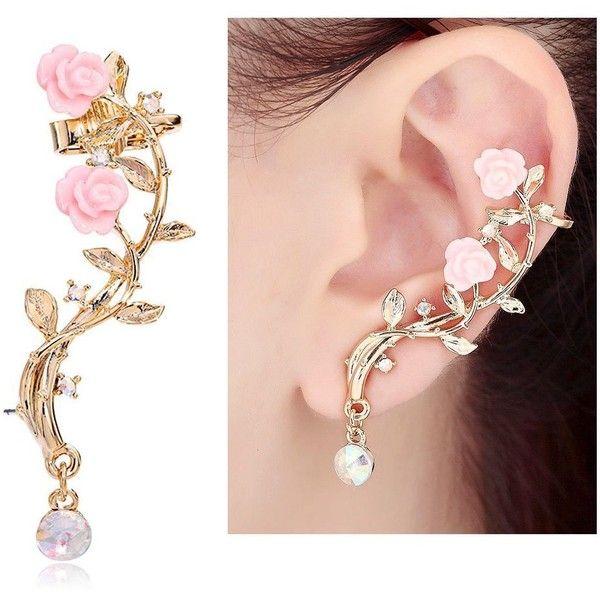Best 25+ Cuff earrings ideas on Pinterest | Ear cuffs ...