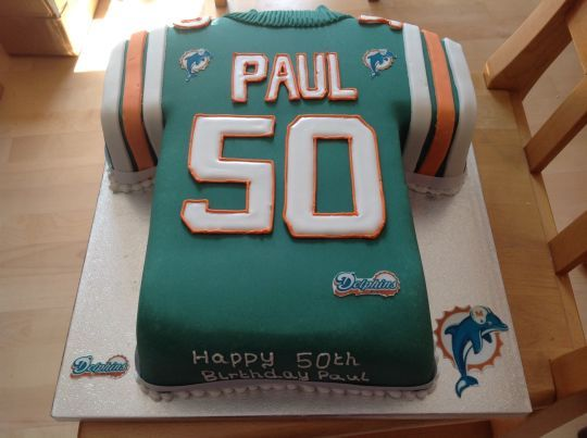 Miami dolphins birthday cake                                                                                                                                                                                 More