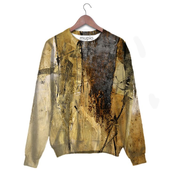 printed sweater Mupio by Artysta i Sztuka Avaiable here http://mupio.pl/ designer: Krzysztof Rapsa