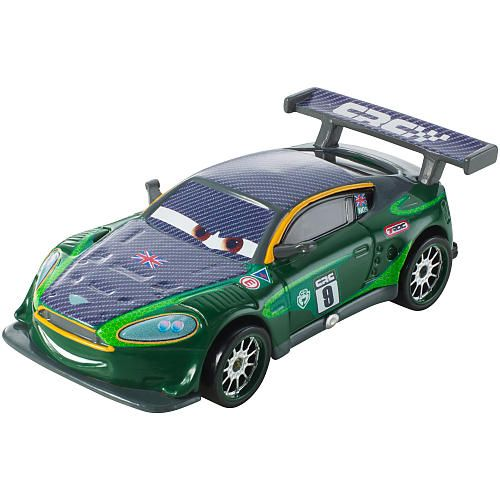 Disney/Pixar Cars Nigel Gearsley Carbon Racers Vehicle $5.99  #BestPrice