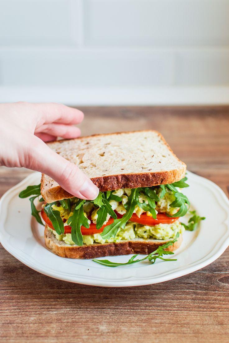 Сэндвичи на завтрак - kirilife
